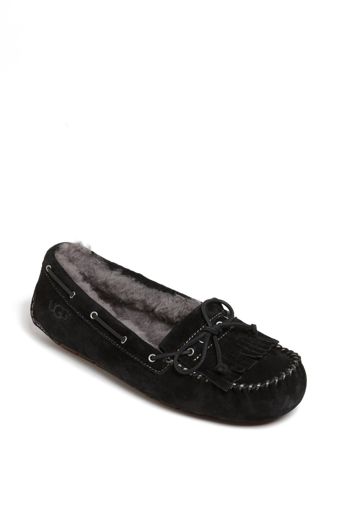 Alternate Image 1 Selected - UGG® Australia 'Mandy' Slipper (Women)