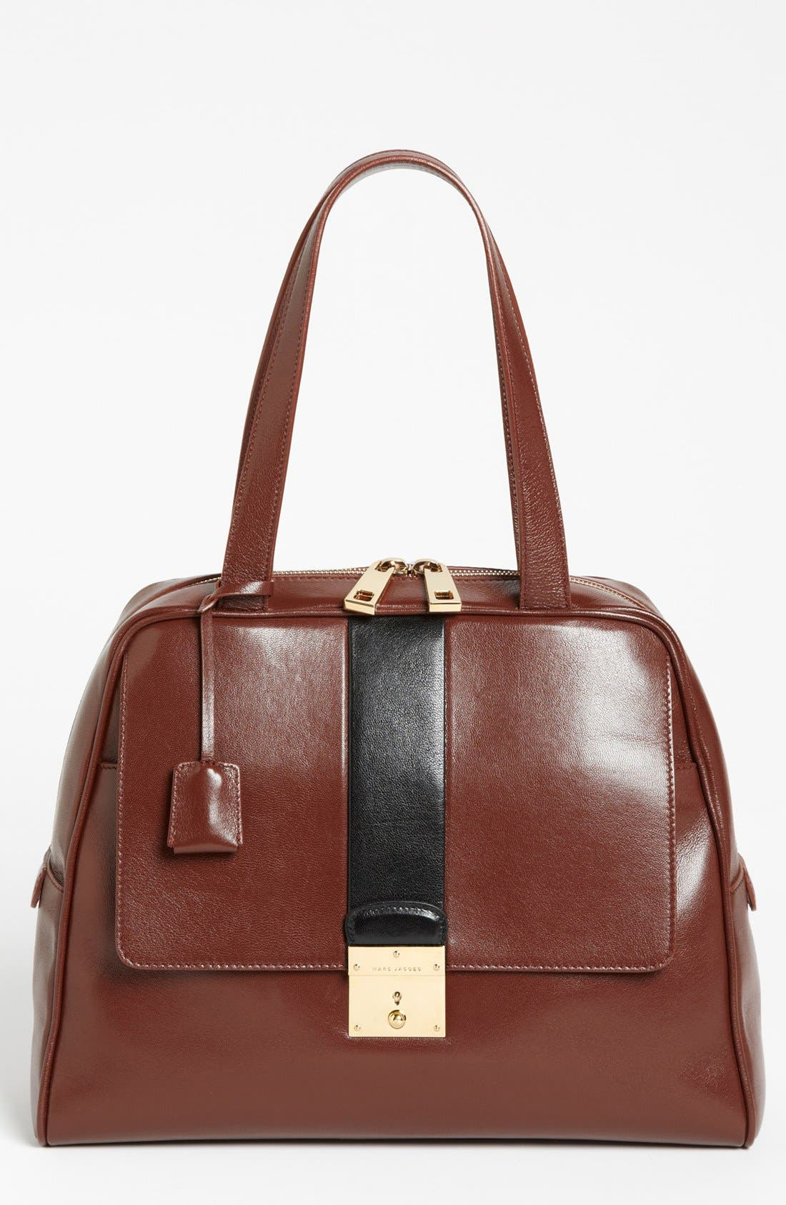 Alternate Image 1 Selected - MARC JACOBS 'Checkers - Charlie' Satchel