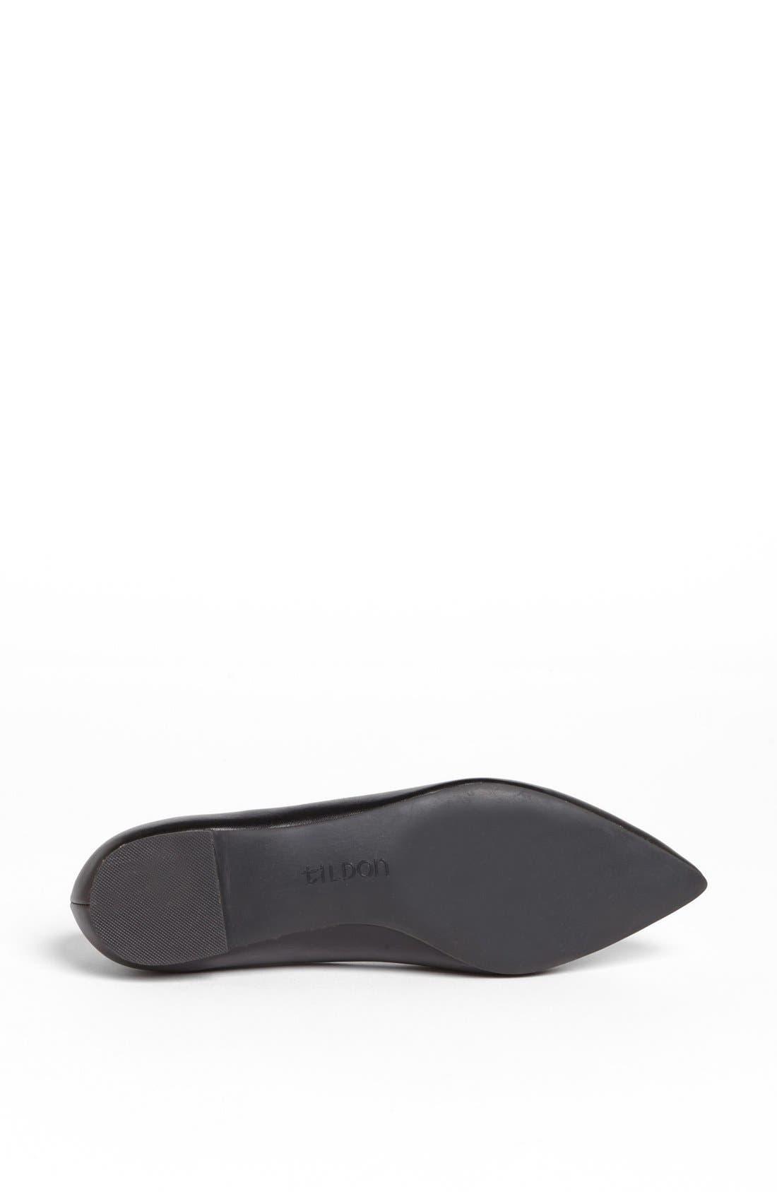 Alternate Image 4  - Tildon 'Naples' Pointy Toe Flat