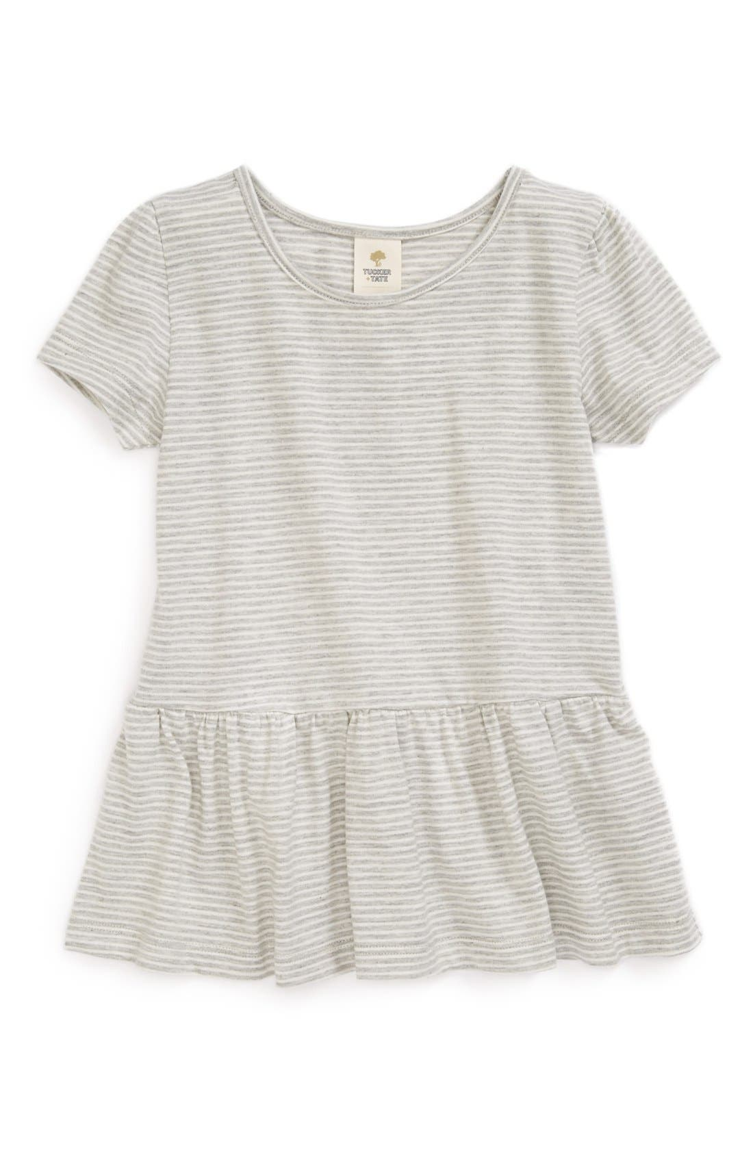 Main Image - Tucker + Tate 'Shania' Knit Tunic (Toddler Girls)