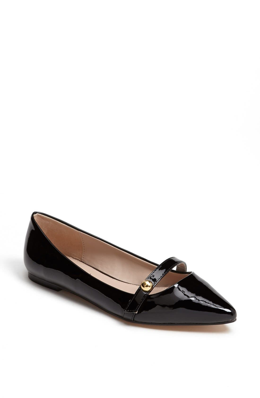 Alternate Image 1 Selected - Carvela Kurt Geiger 'Hanny' Pointed Toe Flat