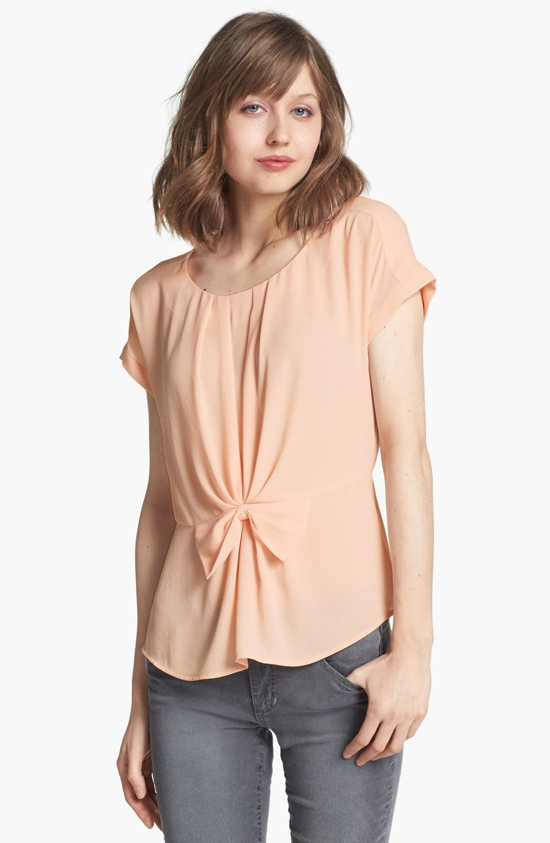 Alternate Image 1 Selected - Bellatrix Bow Detail Blouse