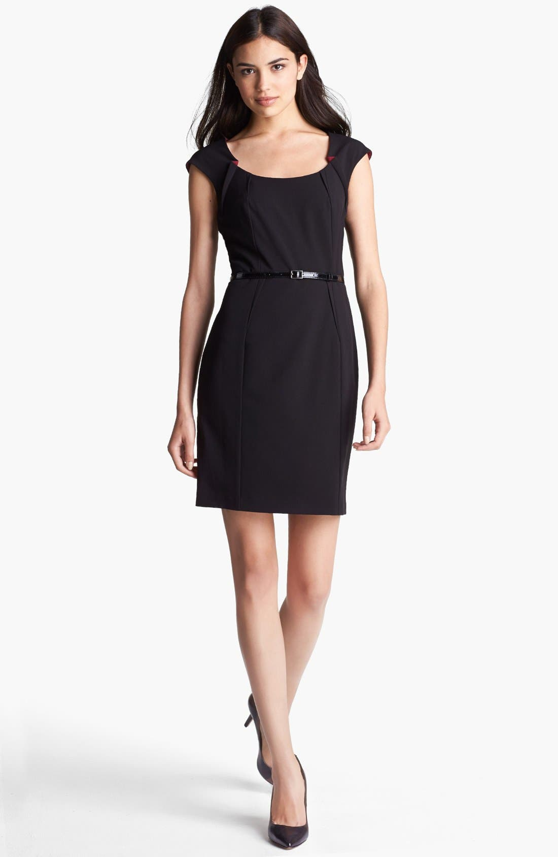 Main Image - Marc New York by Andrew Marc Sheath Dress