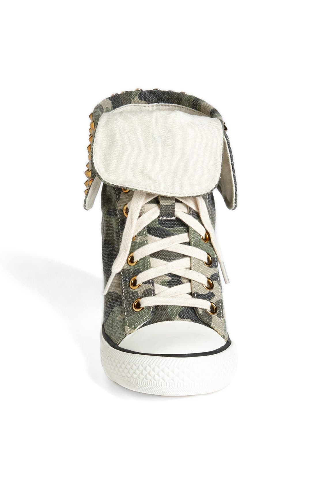Alternate Image 3  - GOLDLUXE by Zigi 'Cavity' Wedge Sneaker