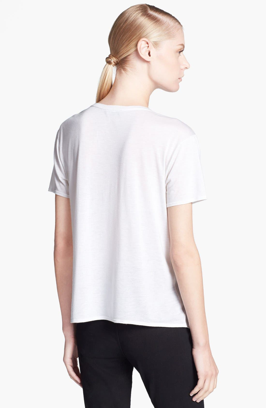 Alternate Image 2  - HELMUT Helmut Lang 'Kinetic' Jersey Top