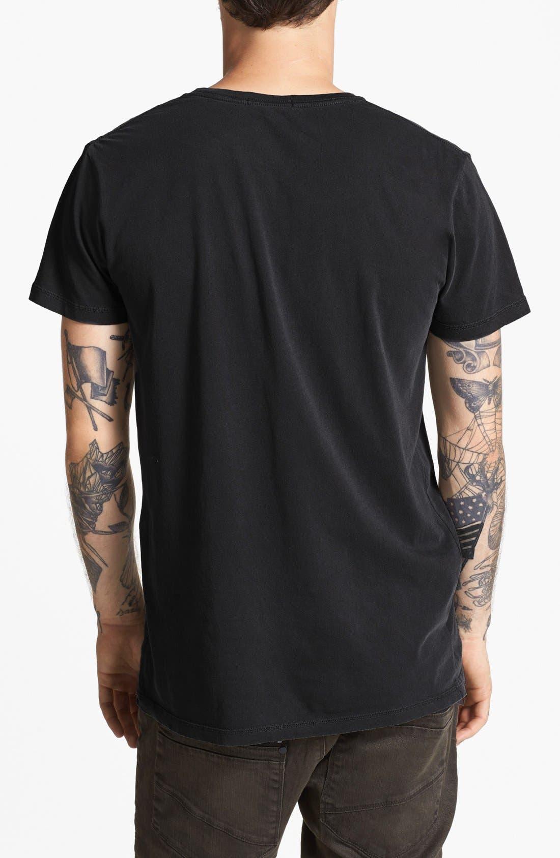 Alternate Image 2  - Deus Ex Machina 'Gicleur Noir' T-Shirt
