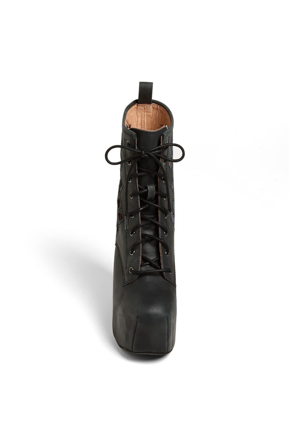 Alternate Image 3  - Jeffrey Campbell 'Spade' Boot