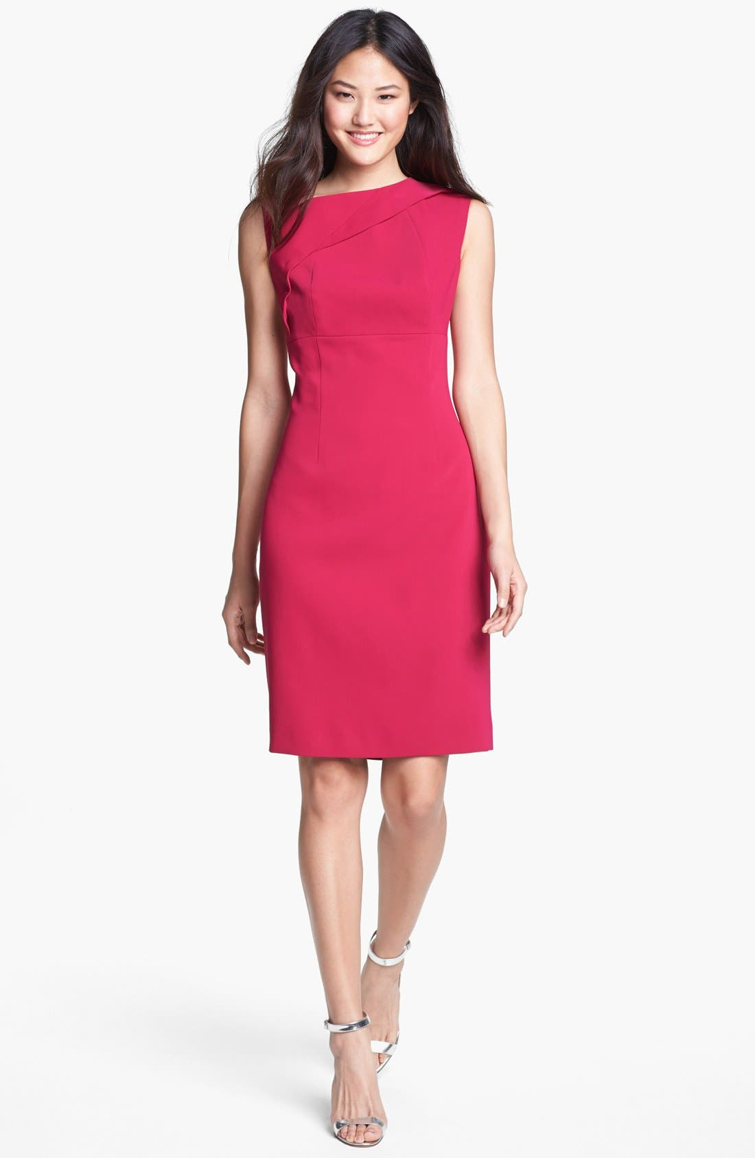 Alternate Image 1 Selected - T Tahari 'Persia' Sheath Dress