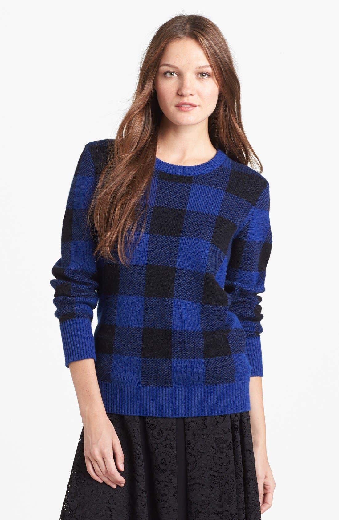 Alternate Image 1 Selected - Equipment 'Shane' Wool Sweater