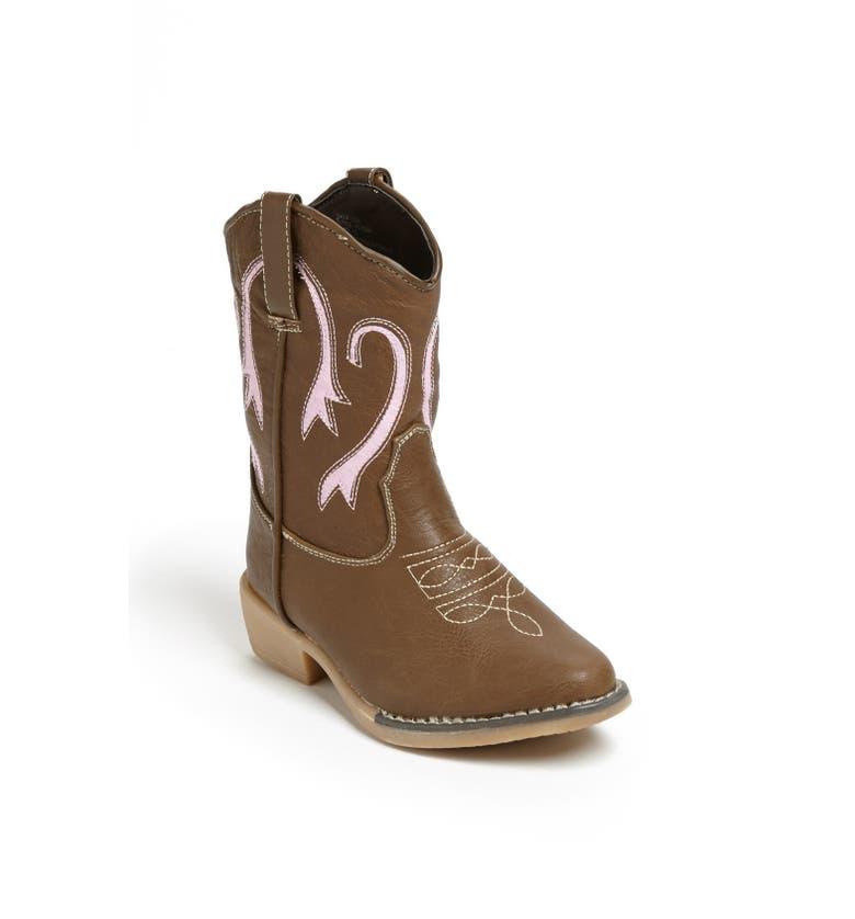 Kensie Girl Cowboy Boot Toddler Little Kid Amp Big Kid