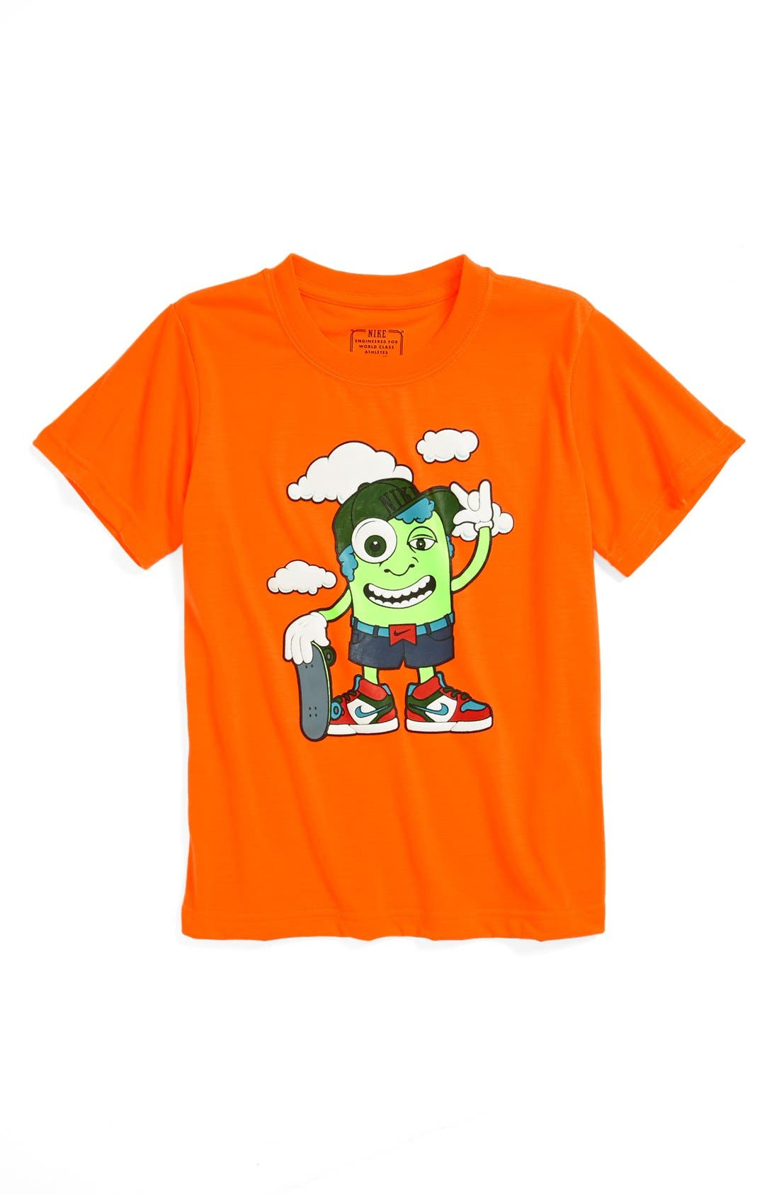 Main Image - Nike 'Grunt' T-Shirt (Little Boys)