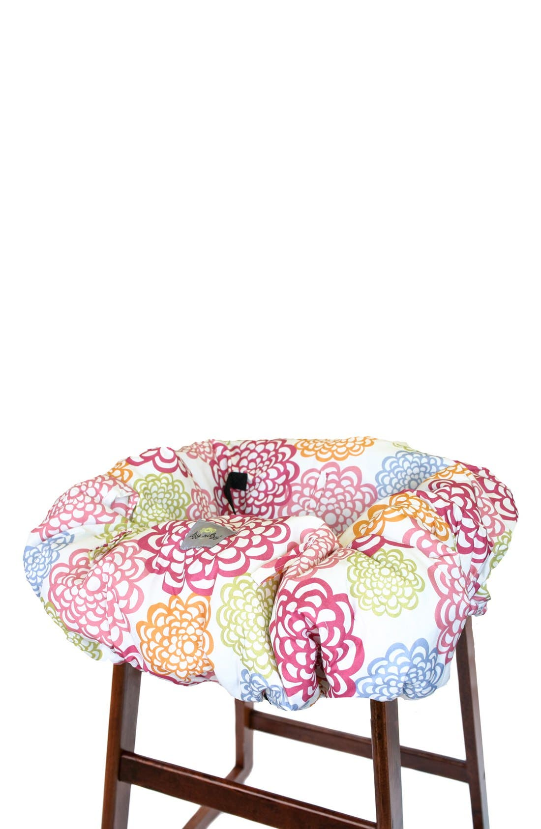 Alternate Image 3  - Itzy Ritzy Shopping Cart/Highchair Cover