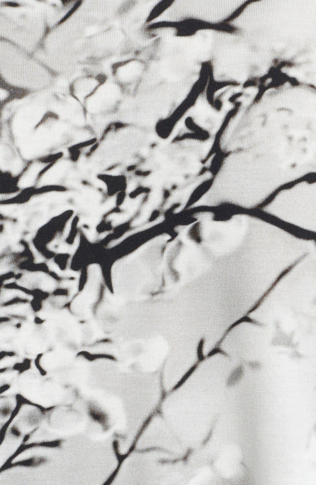 Alternate Image 3  - Mary Katrantzou Print Jersey Tee