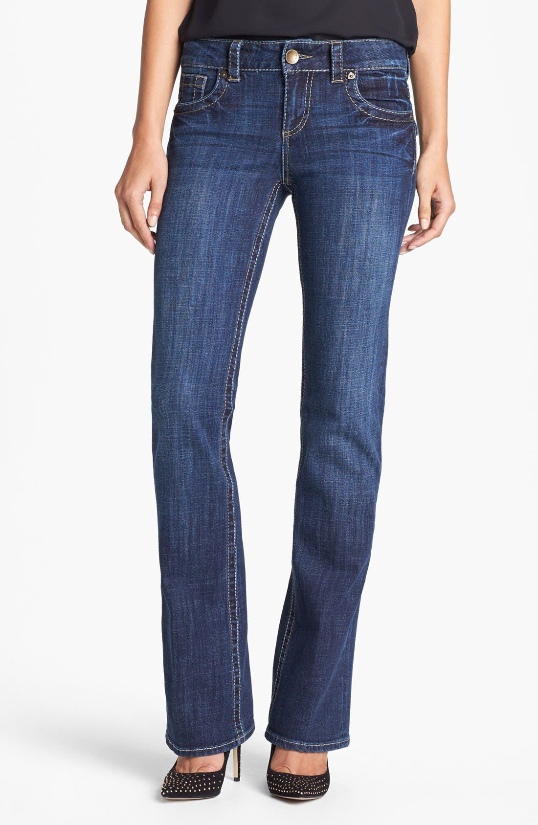 KUT from the Kloth 'Natalie' Bootcut Jeans (Vagos)