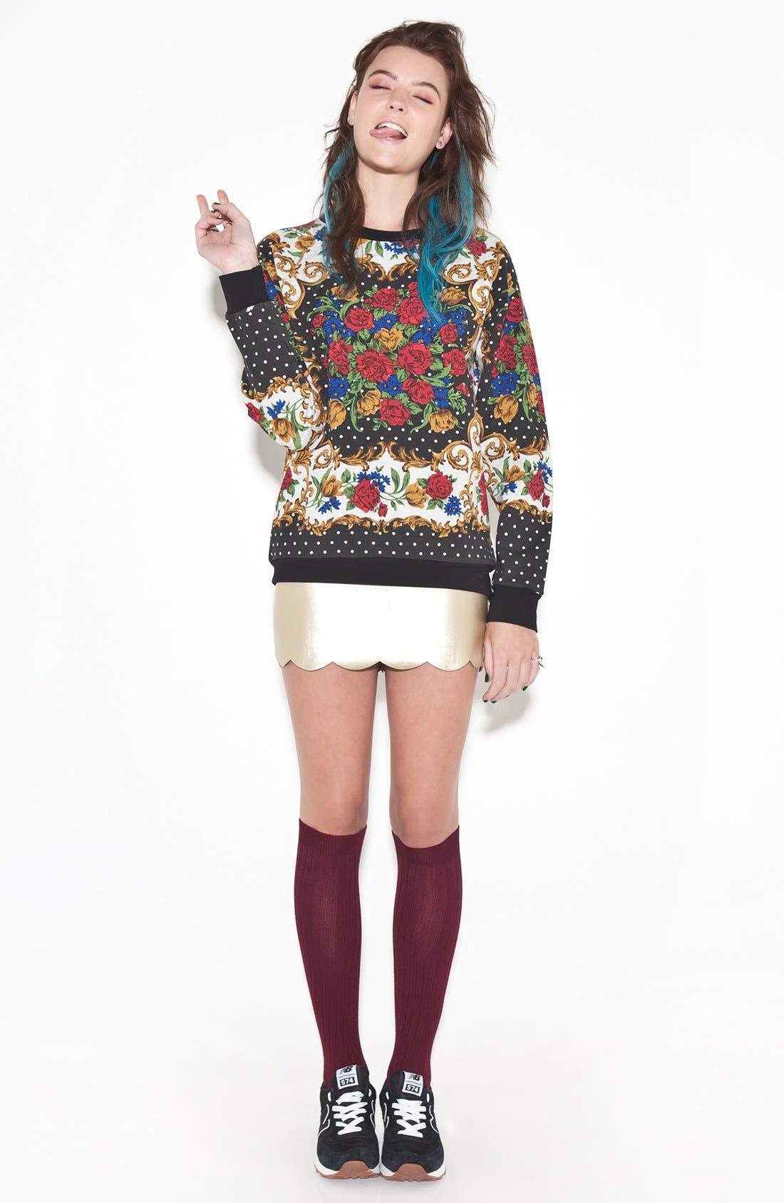 Alternate Image 3  - MINKPINK 'Excessive' Sweatshirt