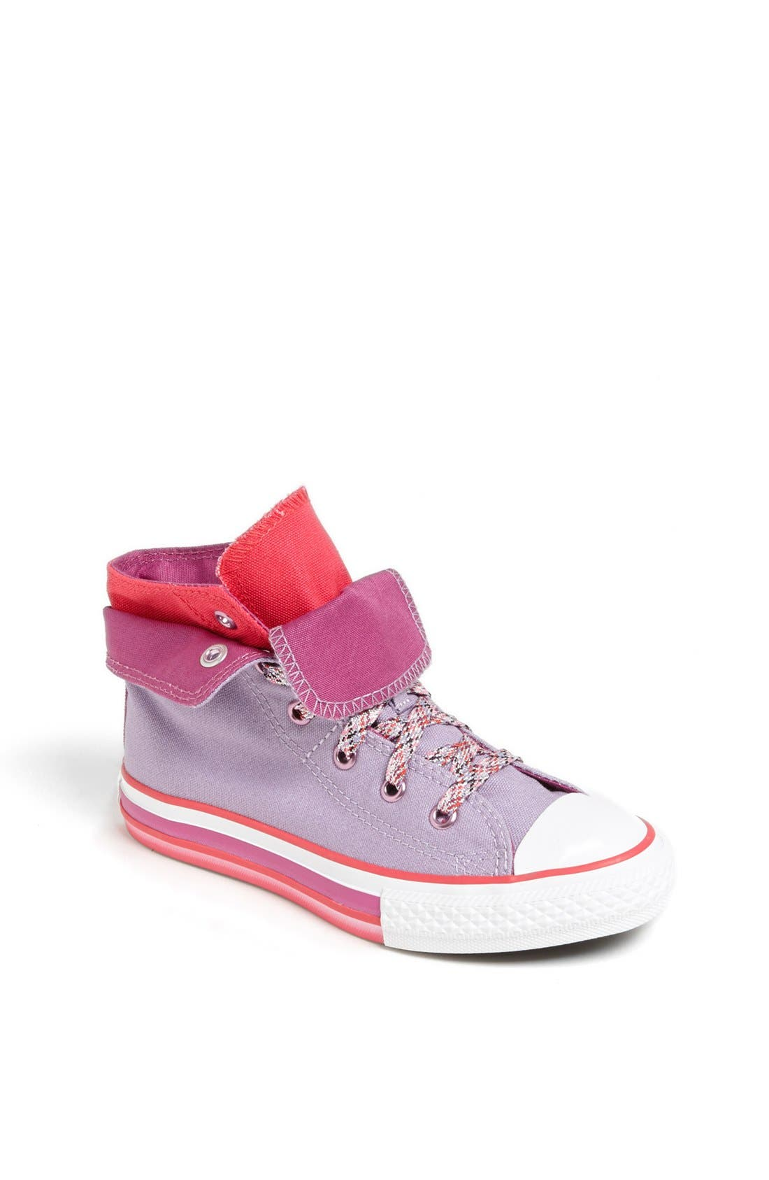 Alternate Image 1 Selected - Converse Chuck Taylor® All Star® 'Two Fold' Sneaker (Toddler, Little Kid & Big Kid)