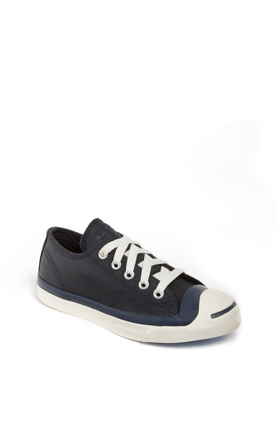 Alternate Image 1 Selected - Converse 'Jack Purcell' Sneaker (Toddler, Little Kid & Big Kid)