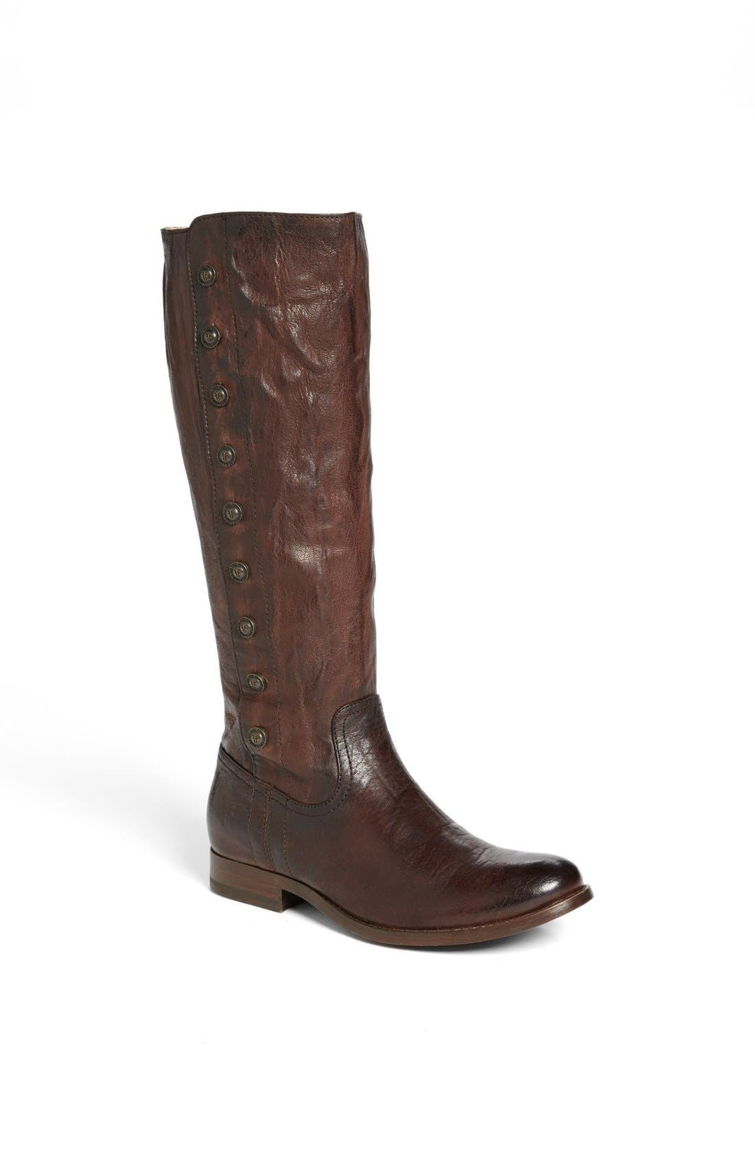 Alternate Image 1 Selected - Frye 'Melissa Military' Tall Boot
