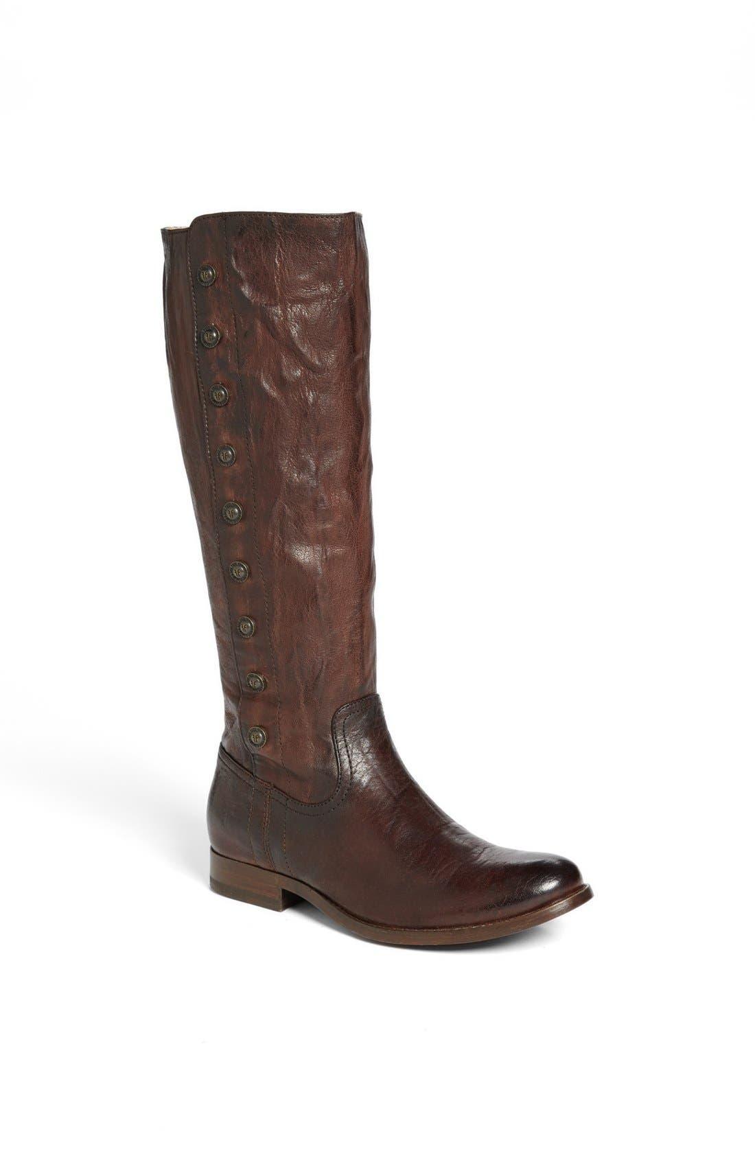 Main Image - Frye 'Melissa Military' Tall Boot