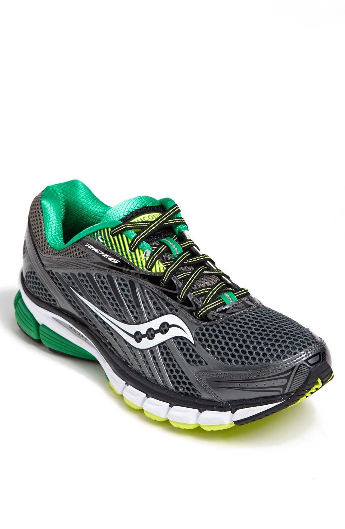Alternate Image 1 Selected - Saucony 'Ride 6' Running Shoe (Men)