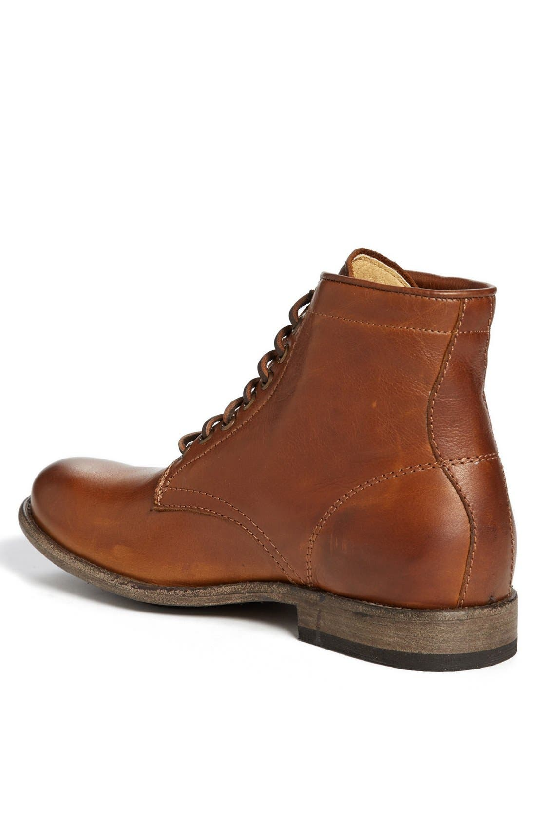 Alternate Image 2  - Frye 'Tyler' Plain Toe Boot (Men) (Regular Retail Price: $318.00)