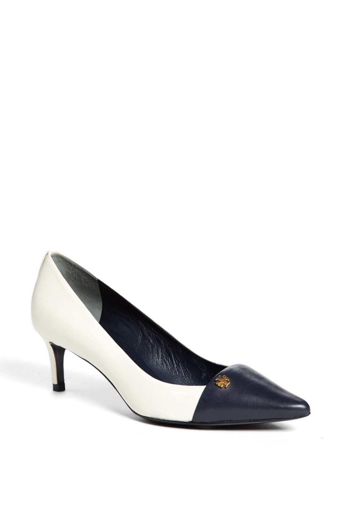 Alternate Image 1 Selected - Tory Burch 'Crawford' Pump (Online Only)