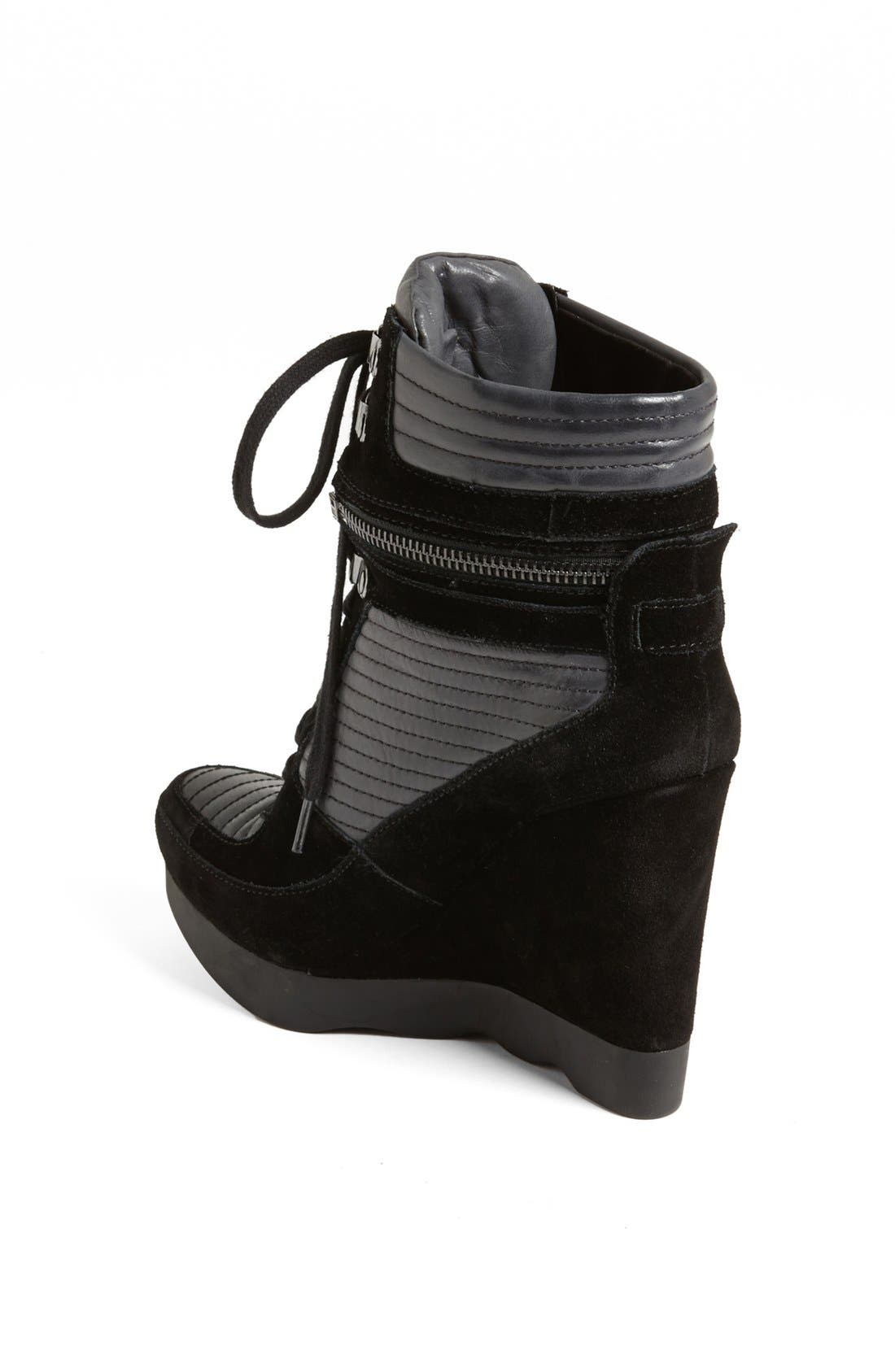 Alternate Image 2  - French Connection 'Maata' Wedge Sneaker