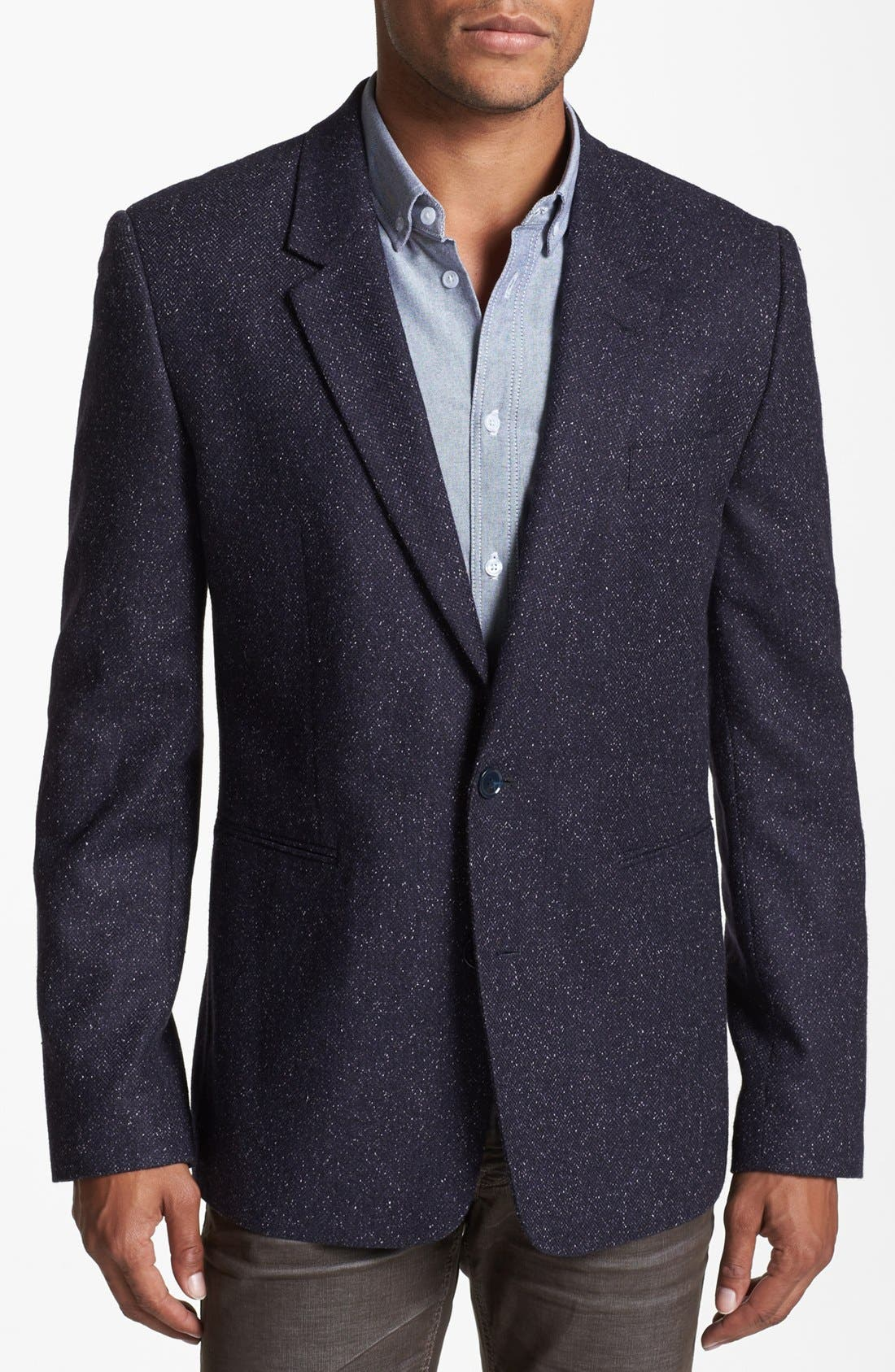 Alternate Image 1 Selected - Slate & Stone Tweed Blazer