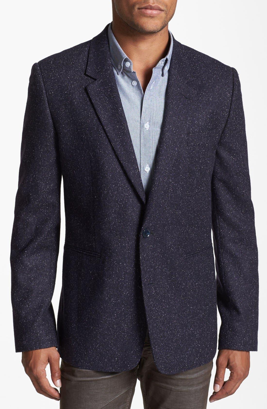 Main Image - Slate & Stone Tweed Blazer