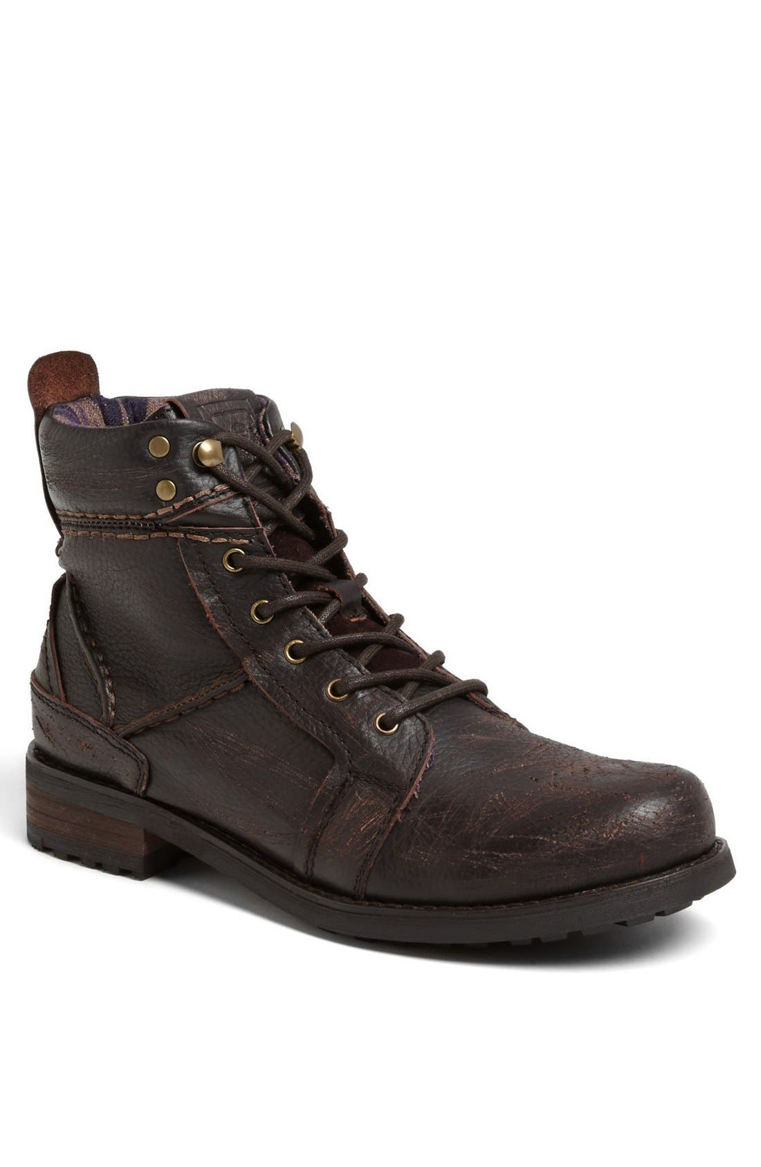 Main Image - ZIGIny 'Catcher' Plain Toe Boot