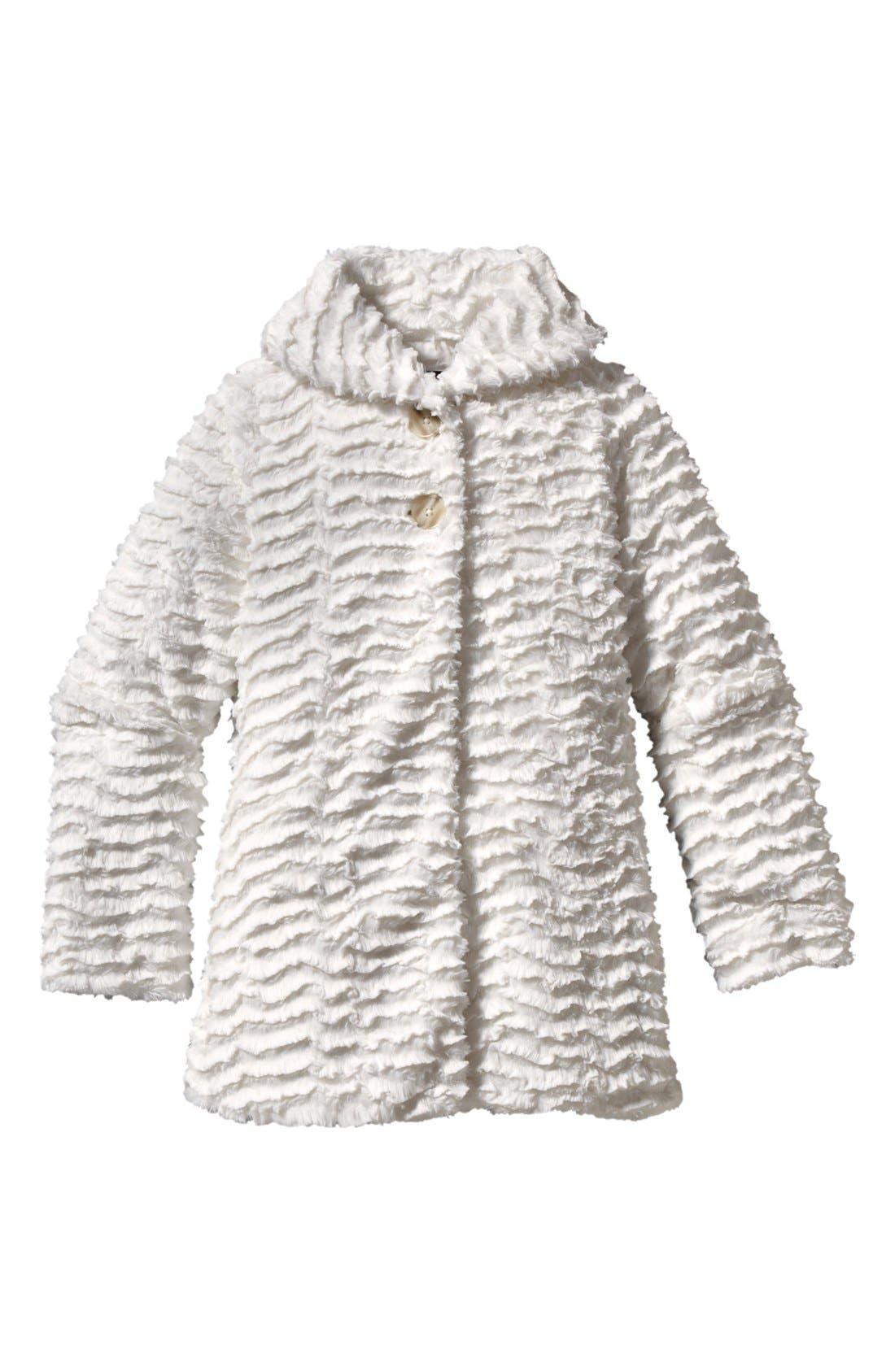 Main Image - Patagonia 'Pelage' Jacket (Big Girls)