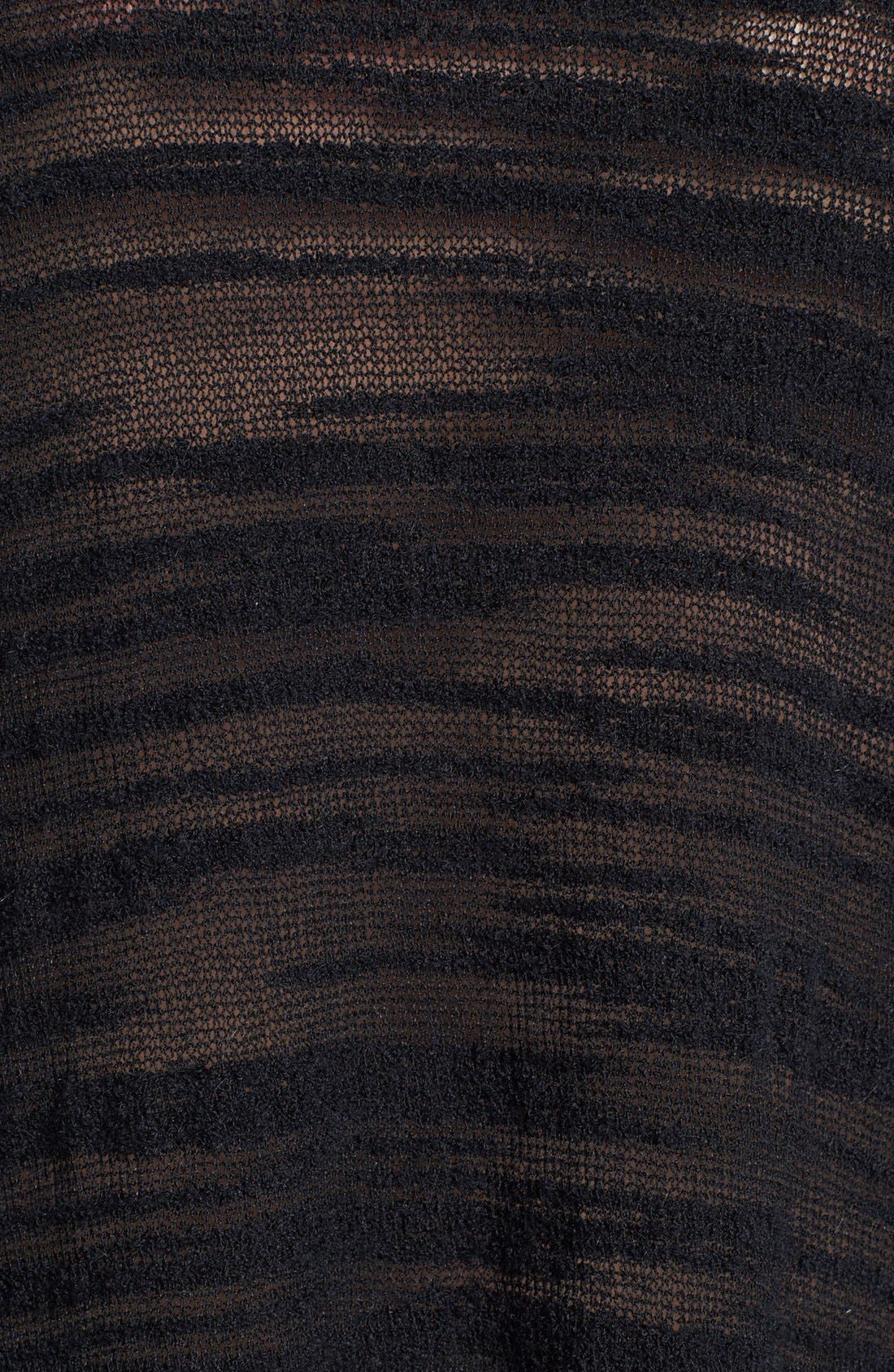 Alternate Image 3  - HELMUT Helmut Lang Destroyed Bouclé Sweater