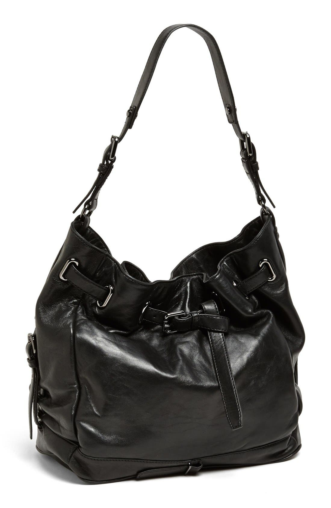 Alternate Image 1 Selected - Kooba 'Aubrey' Leather Hobo, Medium