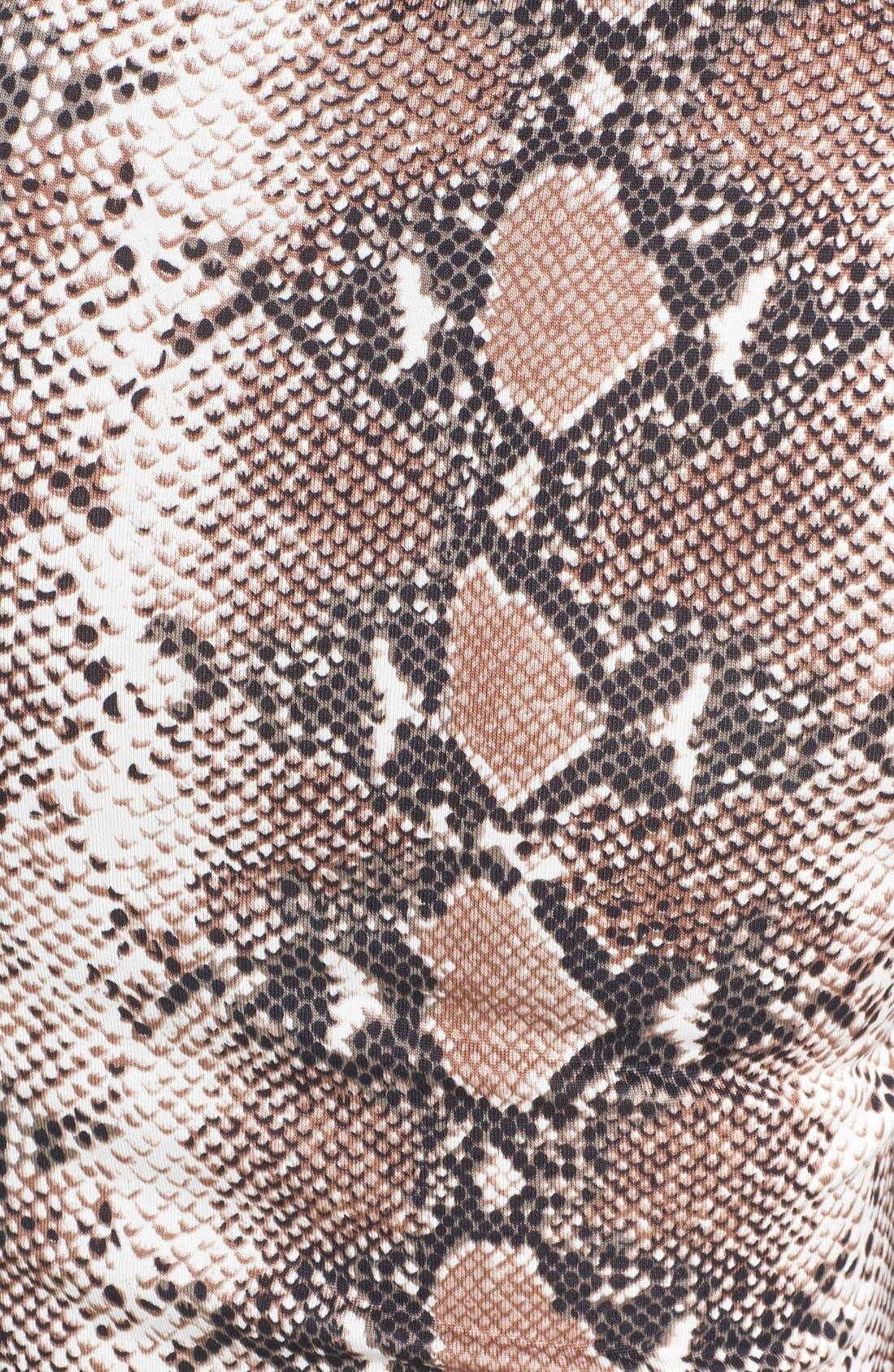 Alternate Image 3  - Diane von Furstenberg 'New Della' Silk Sheath Dress