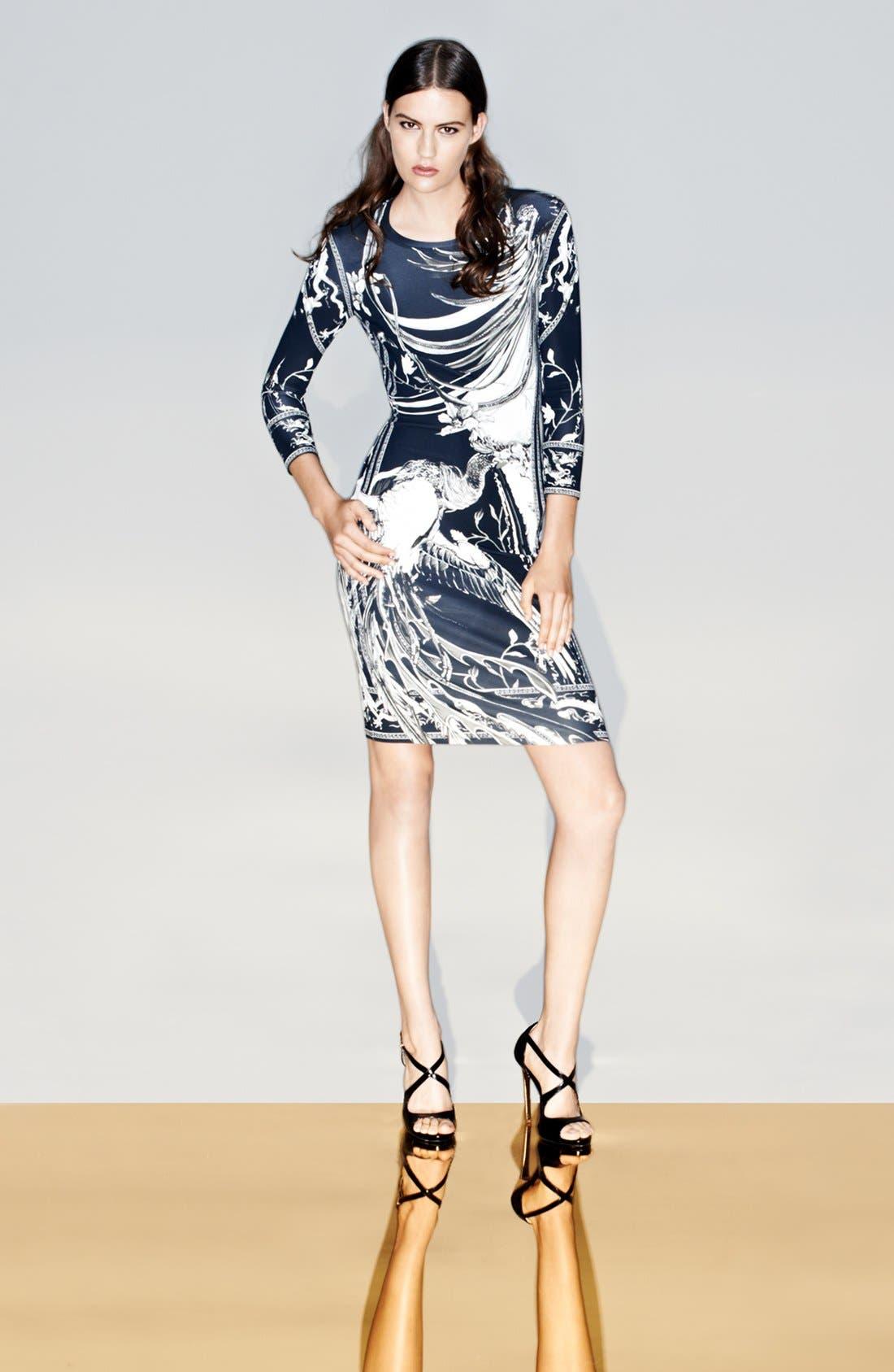Alternate Image 1 Selected - Roberto Cavalli Dress & Accessories