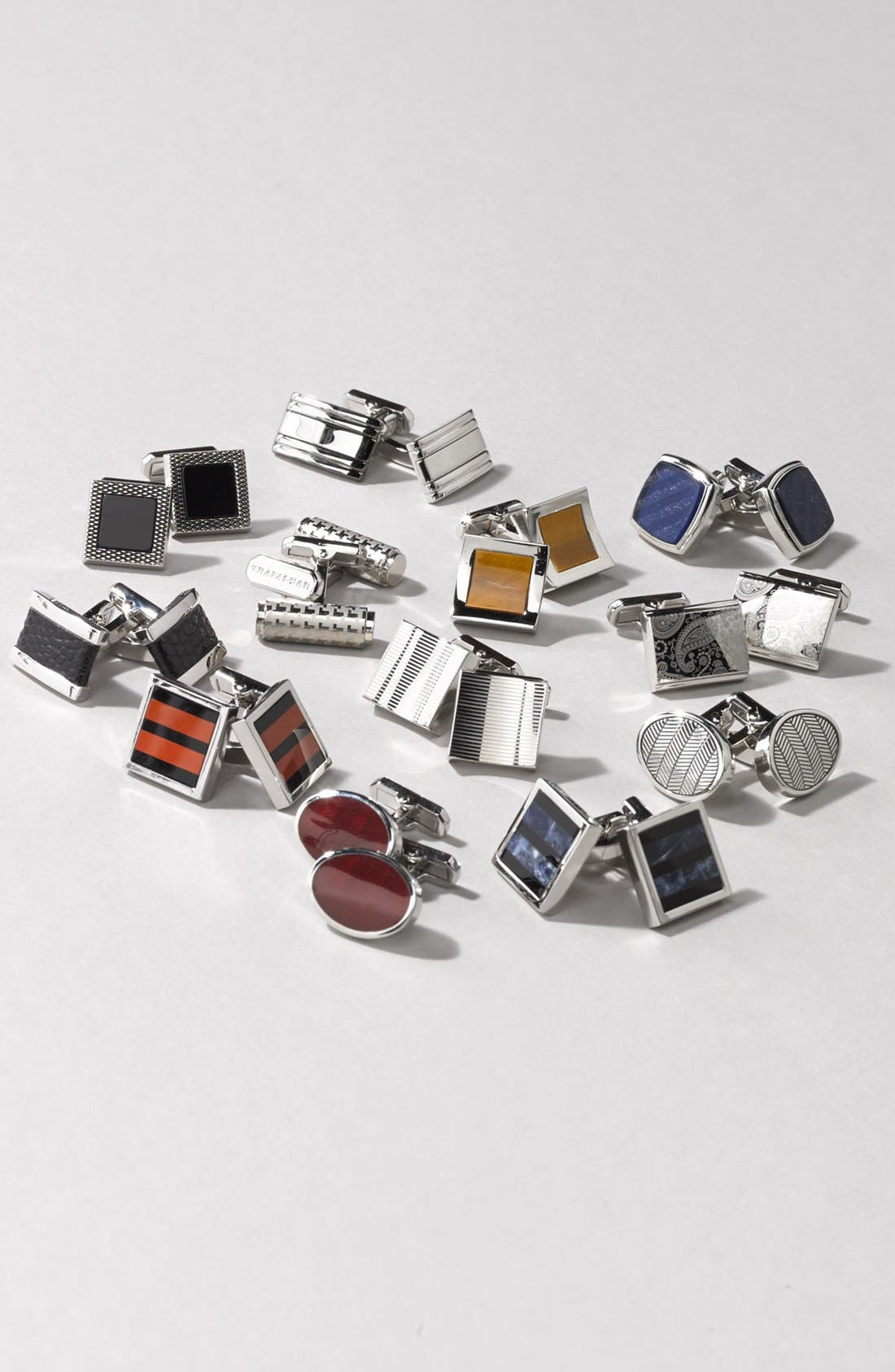 Alternate Image 2  - Trafalgar Stone Cuff Links
