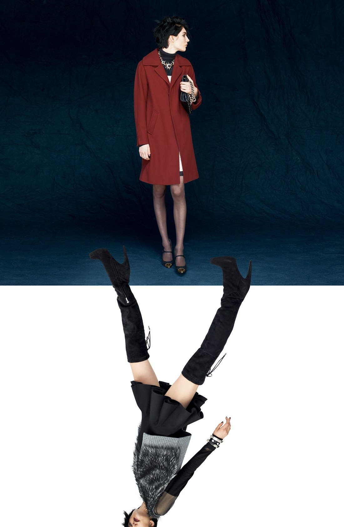Alternate Image 6  - Sam Edelman 'Kayla' Over the Knee Boot (Women) (Online Only)