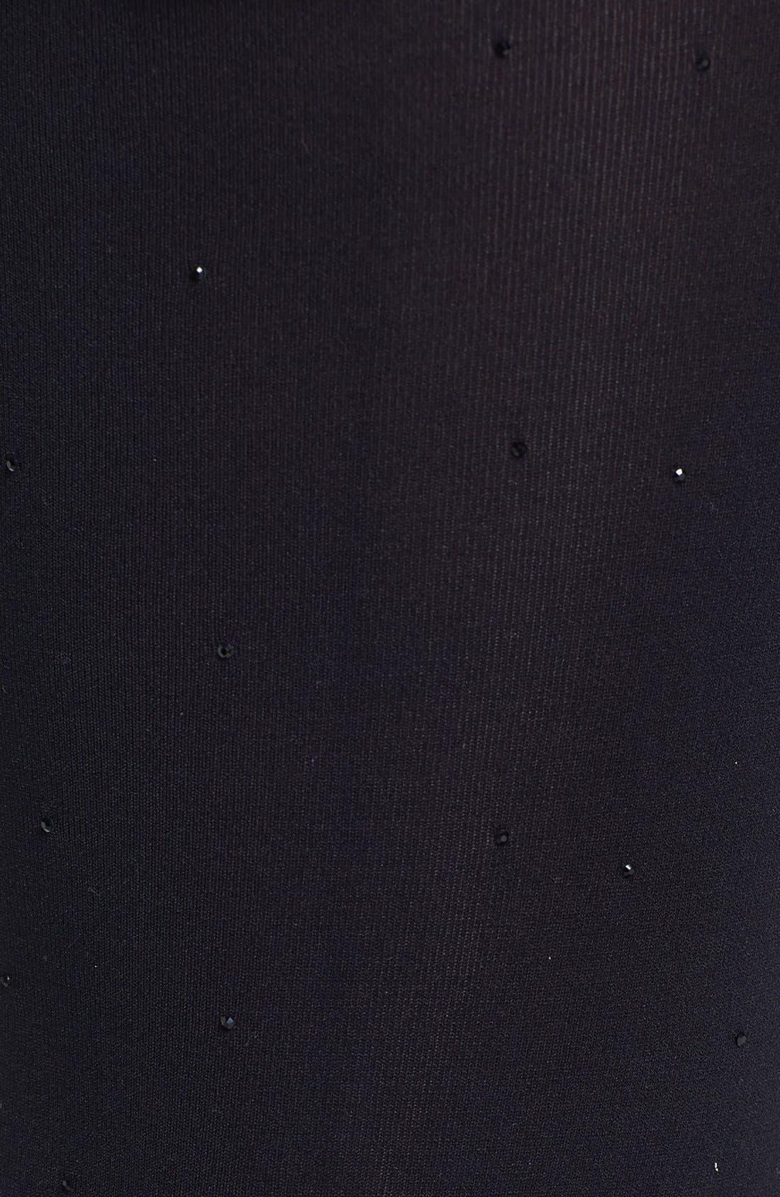Alternate Image 2  - Nordstrom Studded Tights