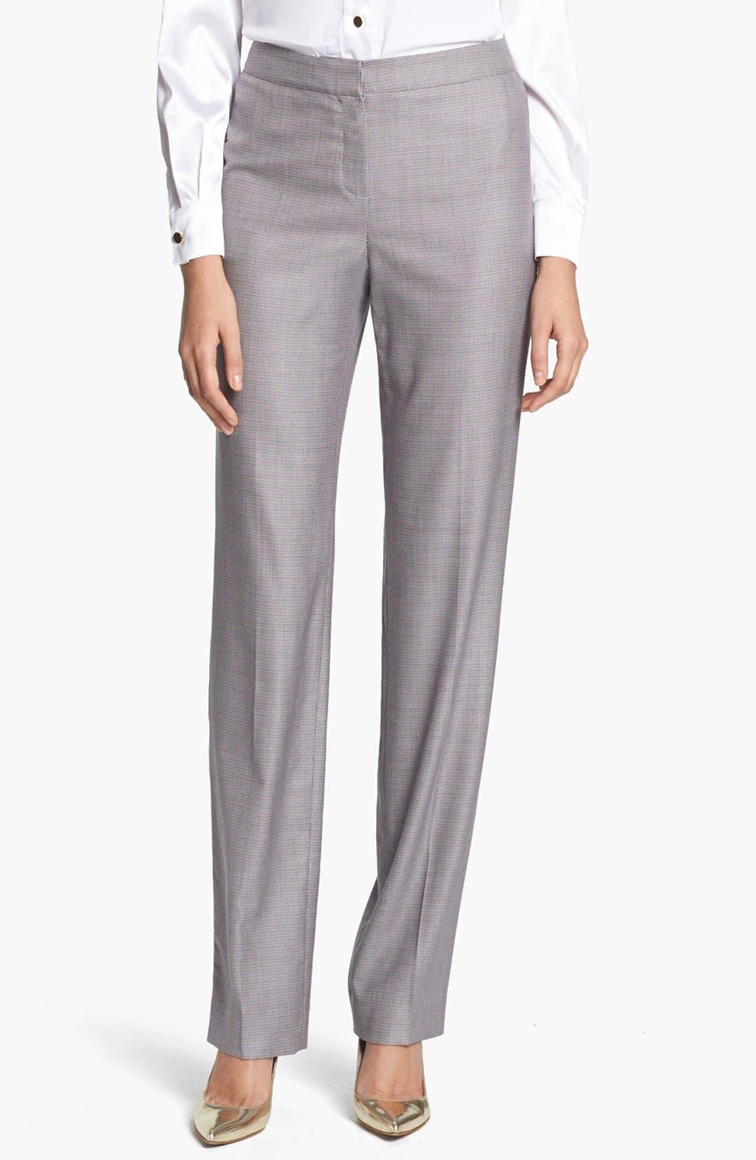 Alternate Image 3  - St. John Collection Blouse & Pants