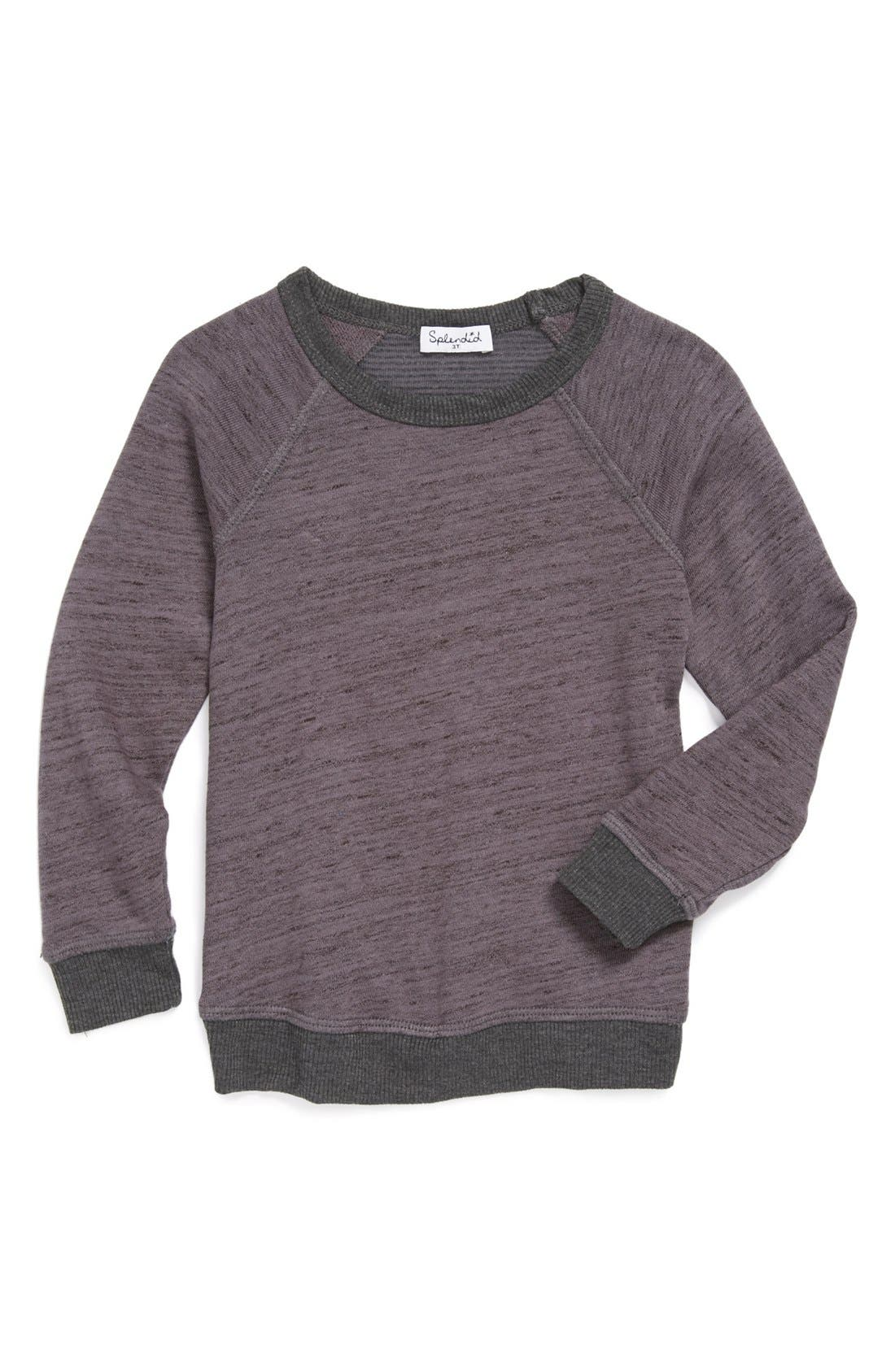 Main Image - Splendid Sweatshirt (Toddler Boys)