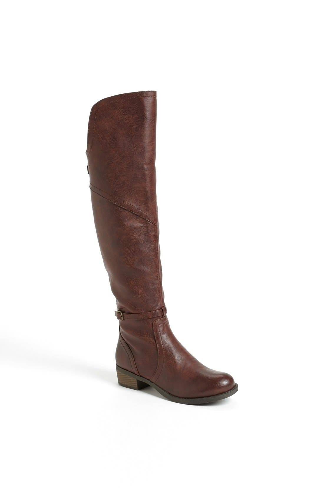 Alternate Image 1 Selected - BC Footwear 'Take Five' Over the Knee Boot