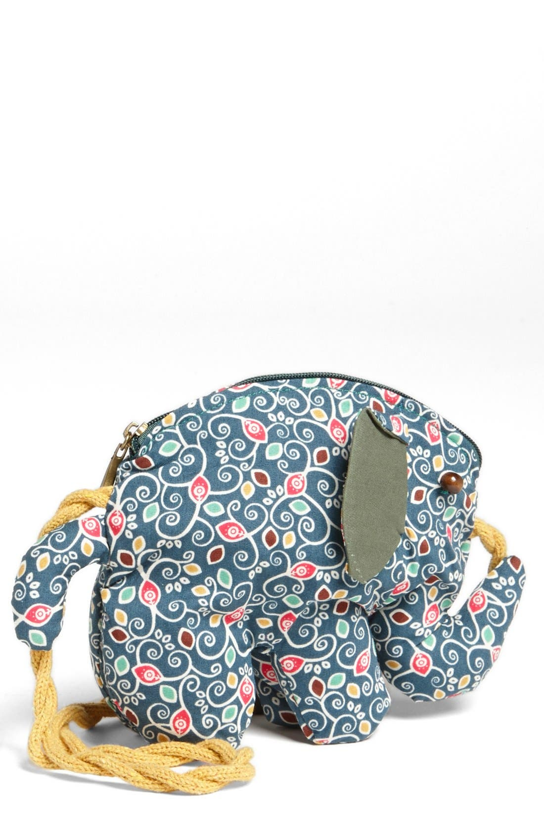 Main Image - Peppercorn Kids Elephant Wallet (Little Girls)