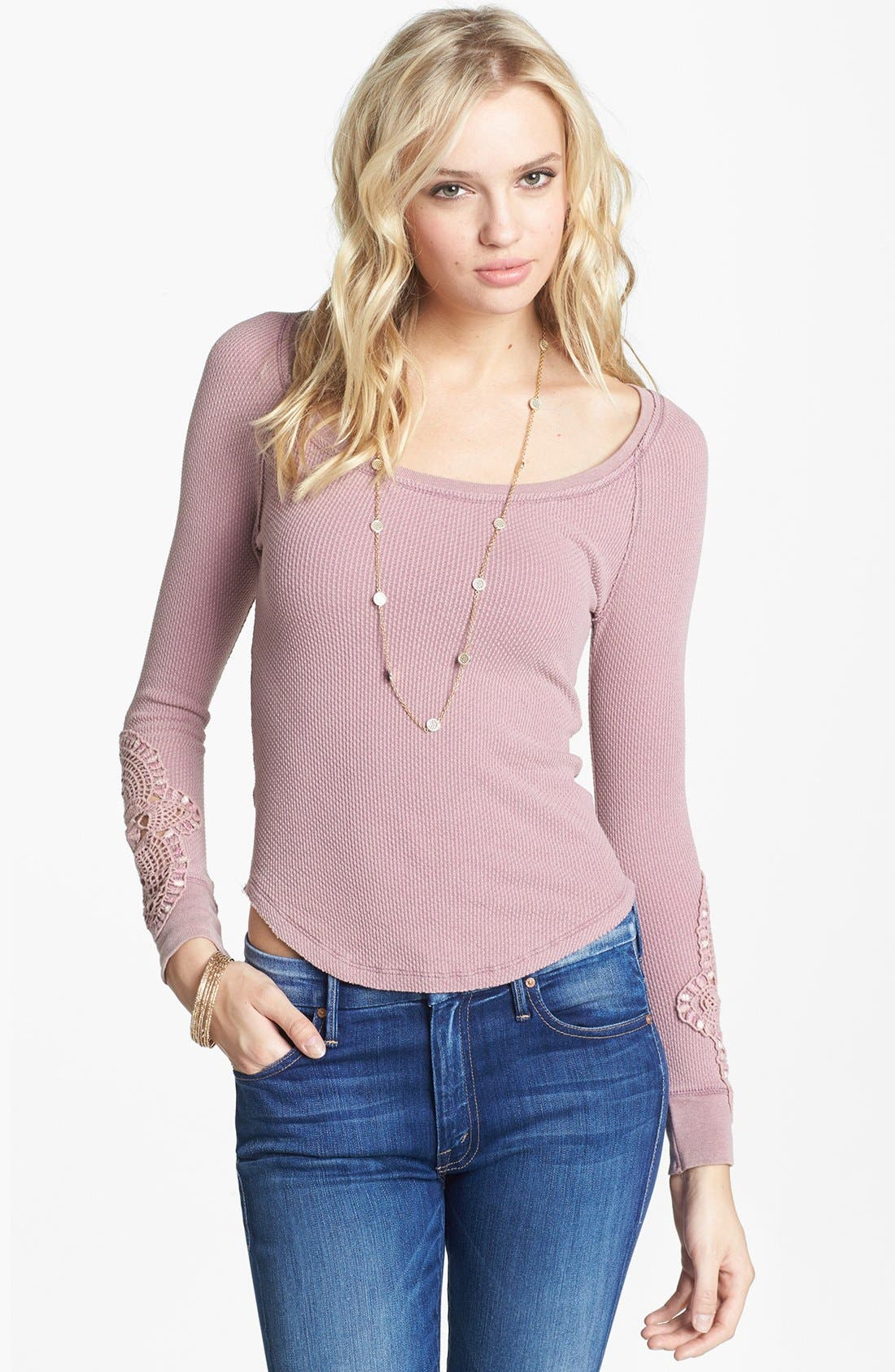 Alternate Image 1 Selected - Free People 'Synergy' Top