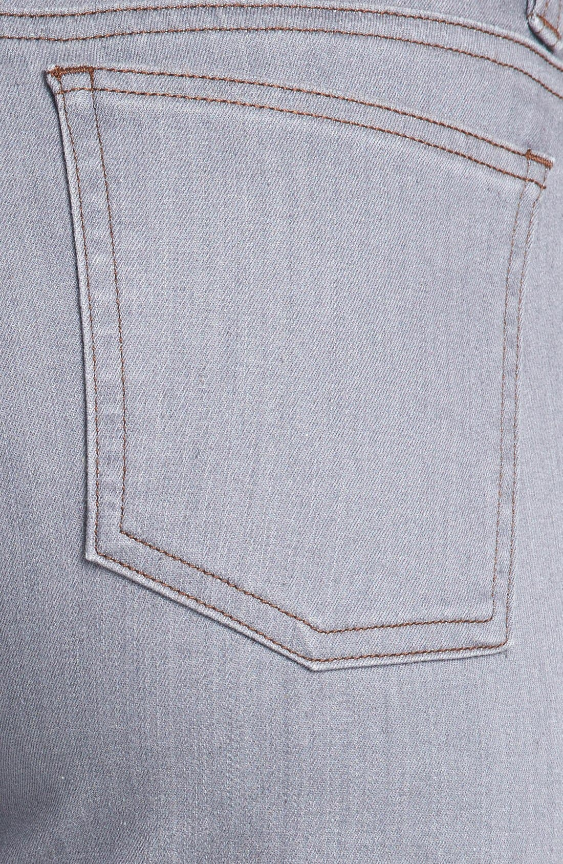 Alternate Image 3  - Eileen Fisher Skinny Jeans (Regular & Petite)