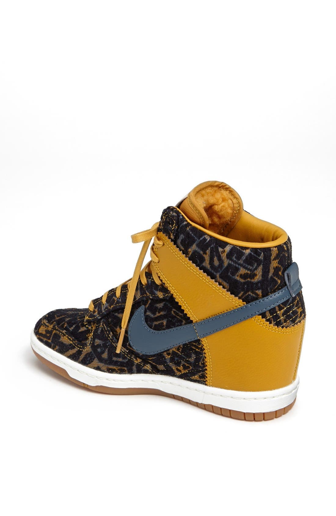 Alternate Image 2  - Nike 'Dunk Sky Hi' Sneaker (Women)