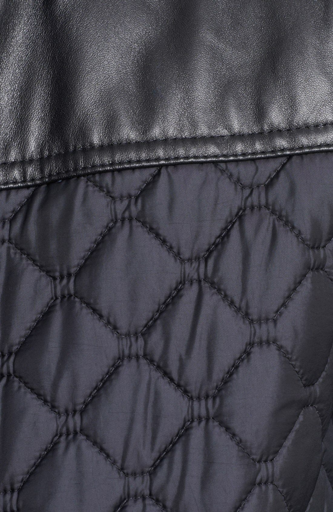 Alternate Image 3  - Burberry London 'Highgrove' Quilted Jacket