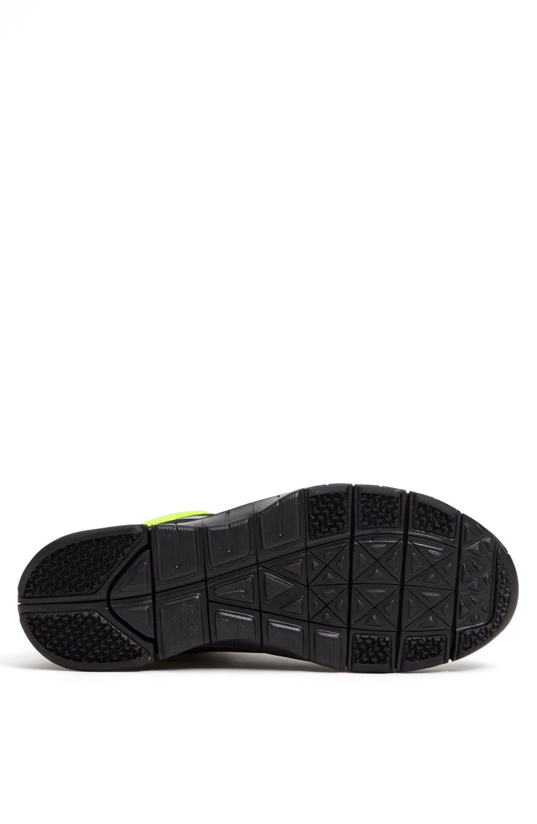 Alternate Image 4  - Nike 'Free Trainer 3.0 Mid' Training Shoe (Men)