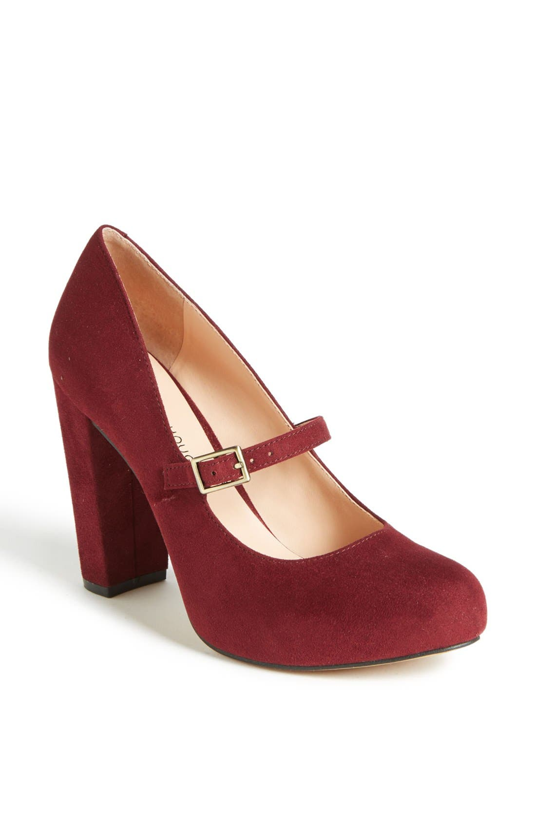 Alternate Image 1 Selected - Julianne Hough for Sole Society 'Whitney' Pump