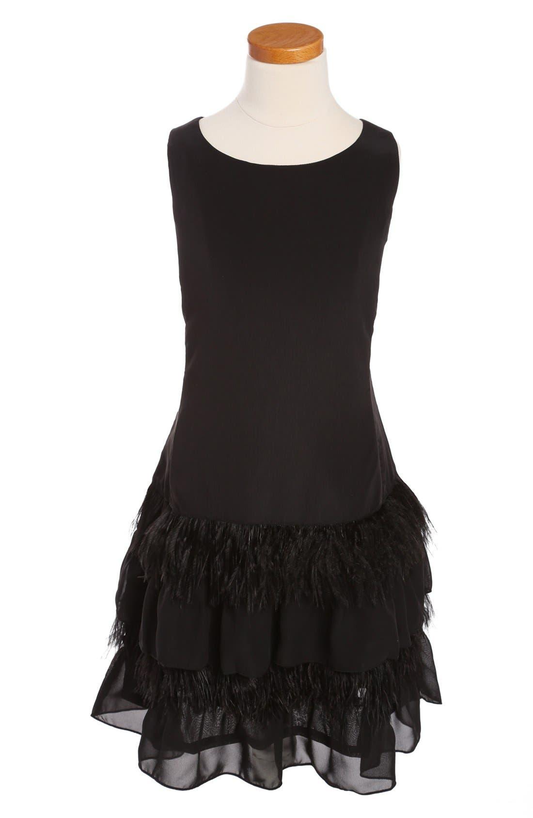 Alternate Image 1 Selected - Ruby & Bloom 'Hazel' Dress (Big Girls)