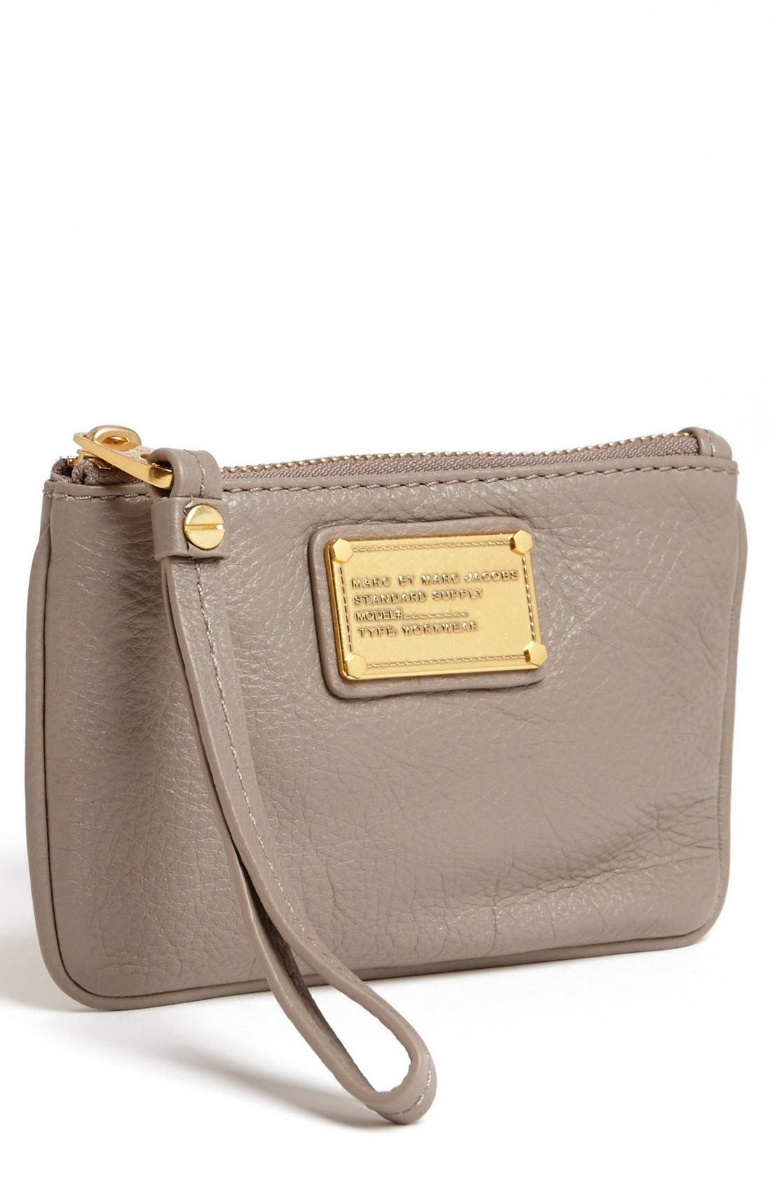 """Main Image - MARC BY MARC JACOBS 'Small Classic Q"""" Wristlet"""